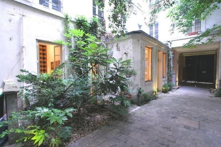 Gorgeous flat near Opéra / Superbe appartement