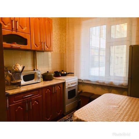 Уютная квартира в центре города Бишкек