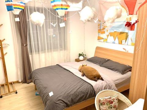 【木棉小憩】地铁口的小区 | 独立房间,108每晚起!请看说明获取优惠