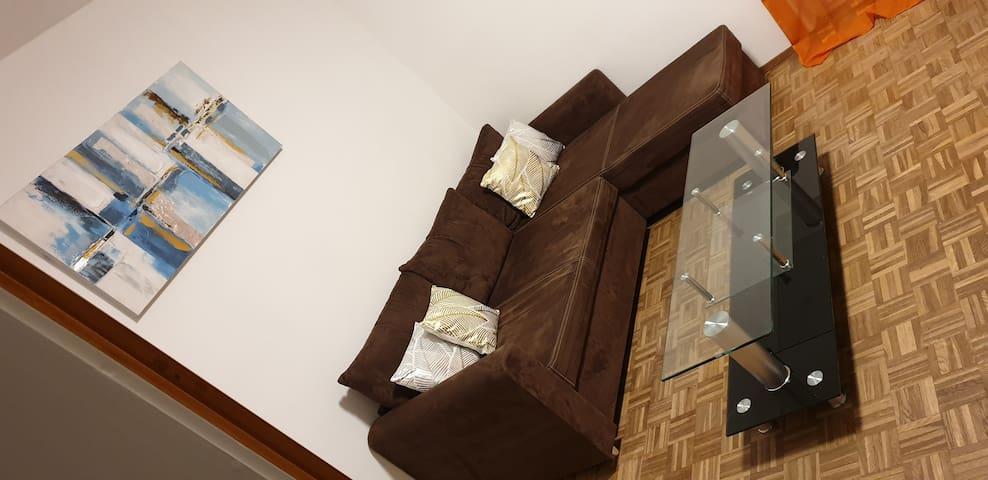 """""""bellissimo appartamento""""  in centro Bellinzona"""