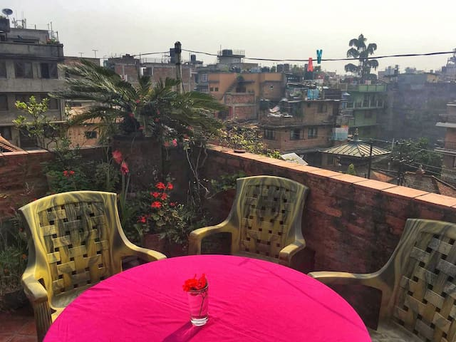 Homestay for a comfortable stay in Patan.