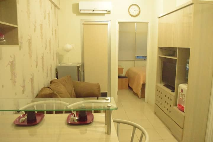 Two Bed Rooms Pakubuwono Terrace Apartment