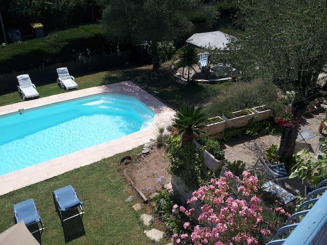 La Hersarday - Valbonne - Casa