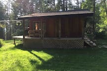 Wild Wood Cabins: Trapper's Haven