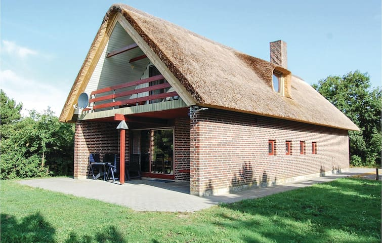 Holiday cottage with 3 bedrooms on 143 m² in Blåvand