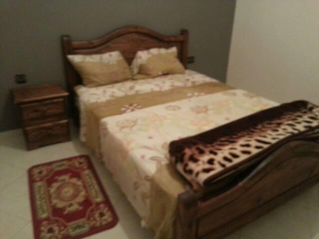 Appartement meublé climatisé de lux - Meknès - Appartement