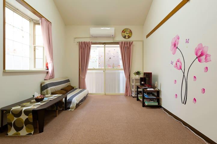 Room201& 5mins to Ikebukuro&Famous shopping street