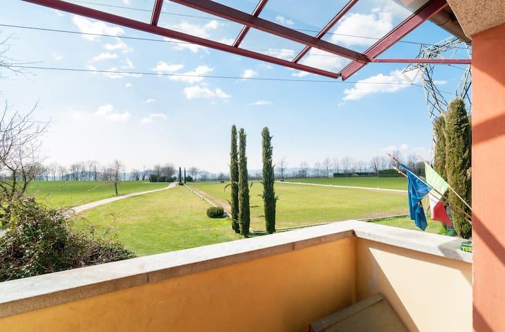 Bilocale al Borgo di Mustonate - Varese - Apartamento