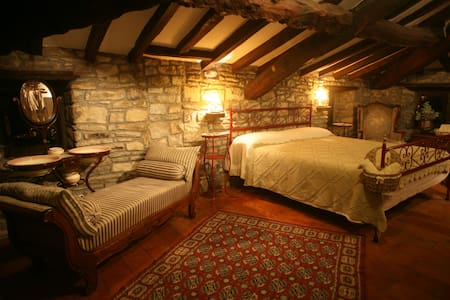 The Mill of Valle: The Suite B&B - Serramazzoni - Bed & Breakfast