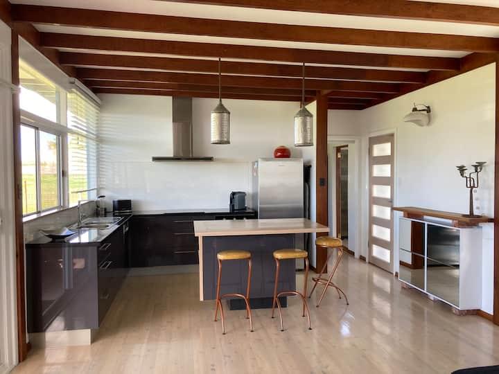 Driftwood Beach House - Urunga Sea & River Views