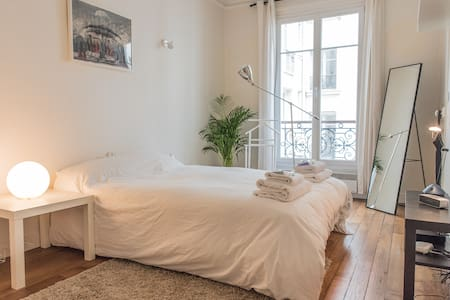 Private room in two bed apt. in the heart of Paris - Paris - Wohnung