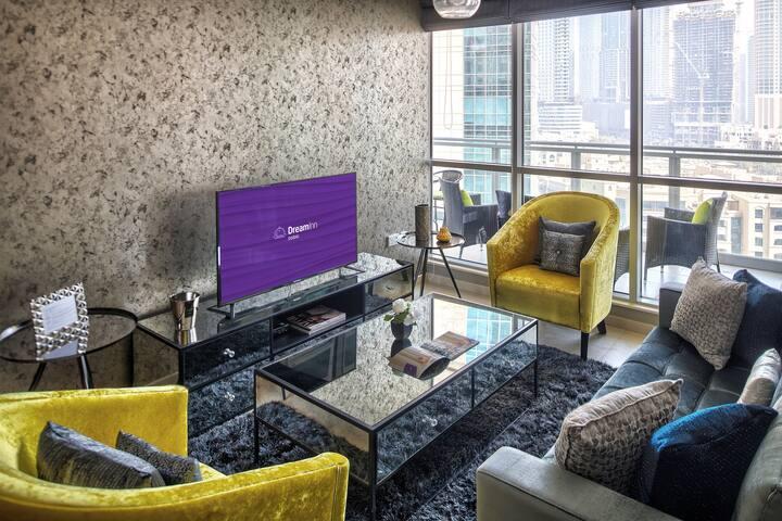 Marvelous 4BR Apartment - Downtown Dubai