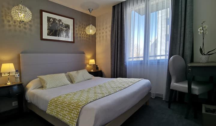 Chambre double Brit Hotel Acacias