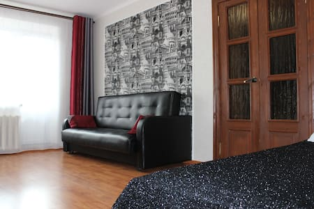 Daily To let studio flat in Krasnodar.