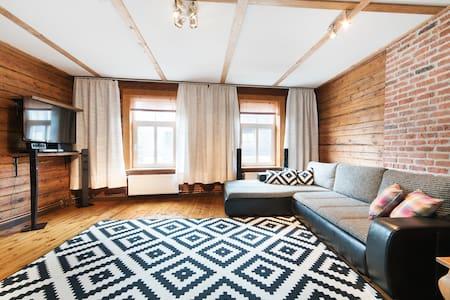 Family apartment, 9min walk OldTown - Tallinn