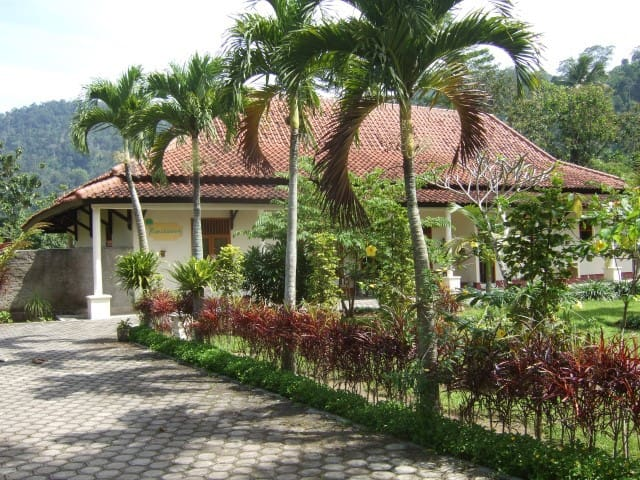 GH Rumah Senang - Huis waar je je prettig voelt - Kalibaru - 公寓