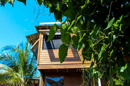 Beach House in the Trees - Sleeps up to 7!