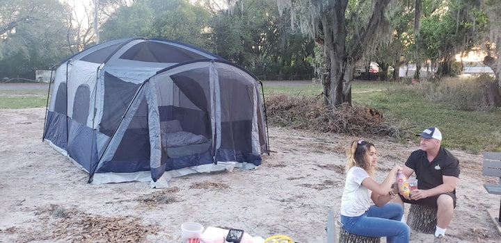 Exclusive water front retreat camp grounds