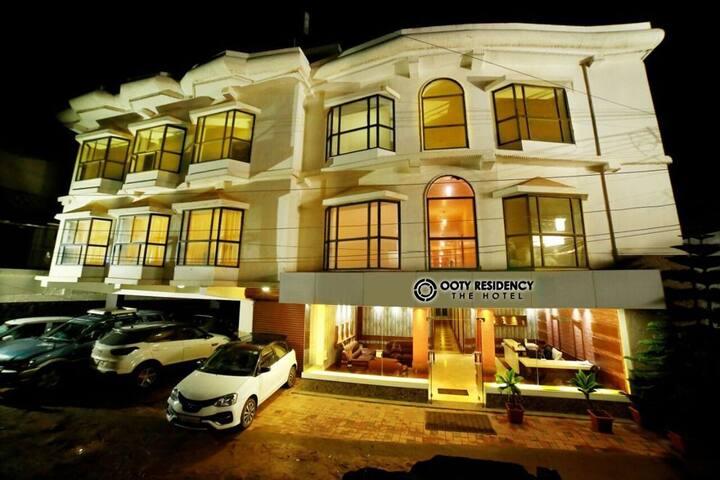 Ooty Residency Hotel