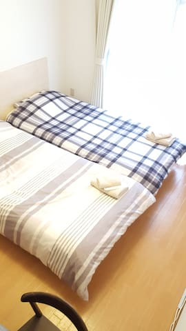 Super price!?6min Yabacho Sta. portable Wi-fi 2 - Naka Ward, Nagoya - Apartment