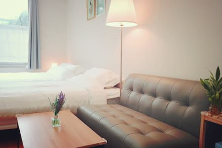 ✵Center of Seoul, Awesome Place Cozy Studio✵