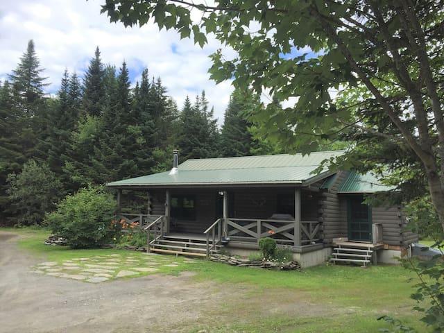 Bruce's Cabin