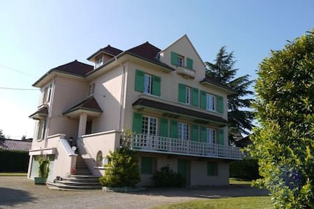 chambre 3 personnes - Villars-les-Dombes - Gjestehus
