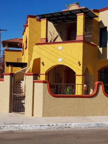 Condominium Diva, in South Baja California