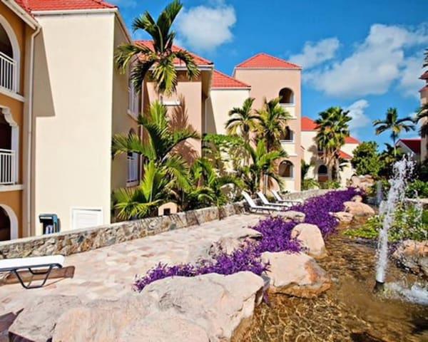 St Maarten- Divi LIttle Bay Resort- Studio Apt.