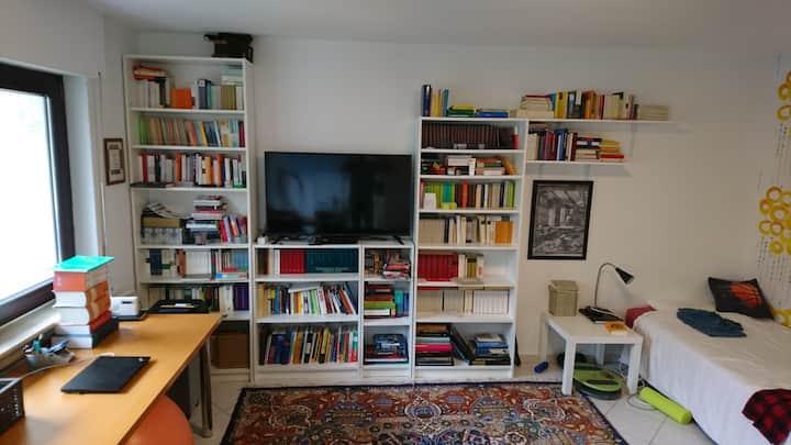 Kompaktes Studio für ein oder zwei Personen