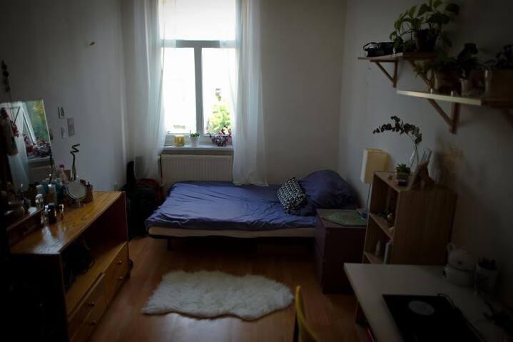 Small &  Cosy room near Main Train station