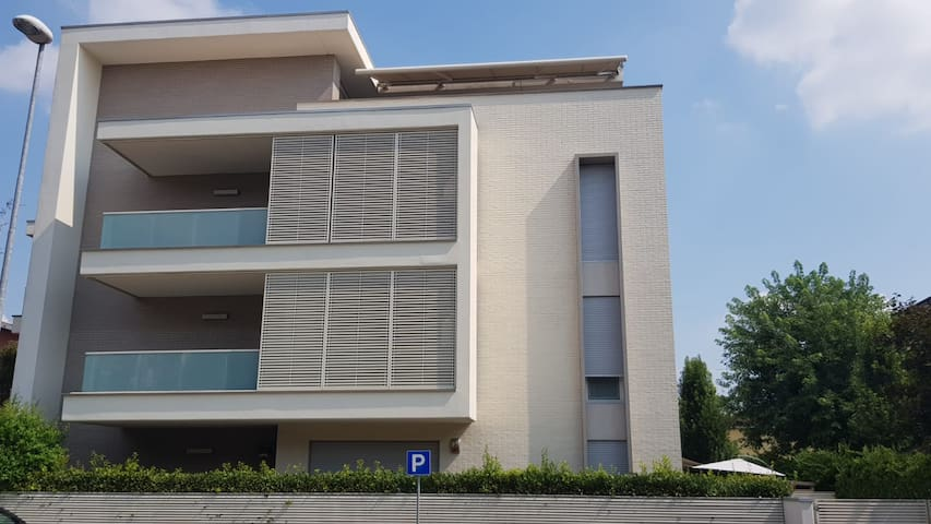 Appartamento maisonette Ellis