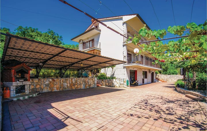 Stunning home in Lovran with WiFi and 0 Bedrooms