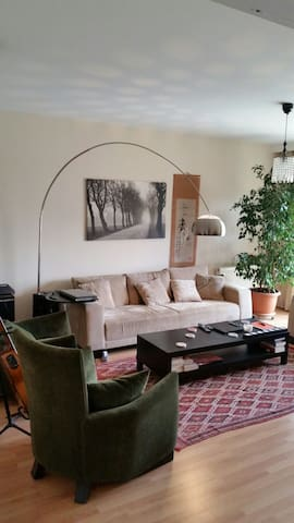 Clean Room in Peacefull Home - Istambul - Apartamento