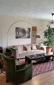 Clean Room in Peacefull Home - Istanbul - Wohnung