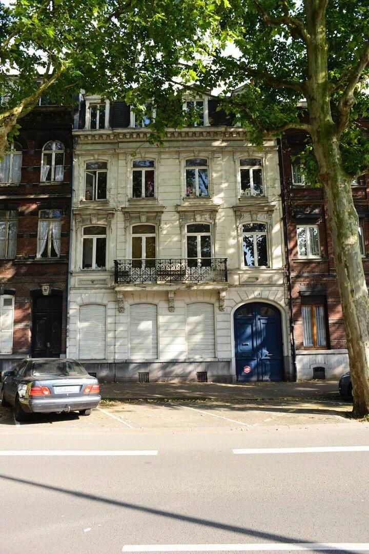 Chambre cosy chez l'habitant à Lille