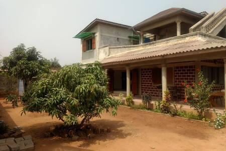Résidence calme, 5mn cœur Ouidah (Bénin)
