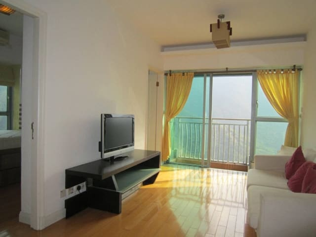 2 Private rooms,Cable car,Buda,Airport,Disney Land