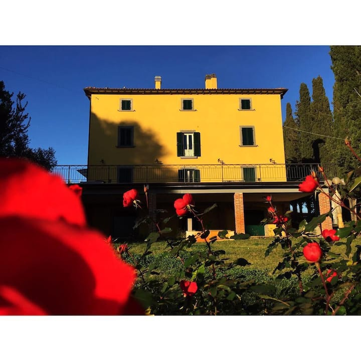 Cilenia, a beautiful Villa in the heart of Tuscia