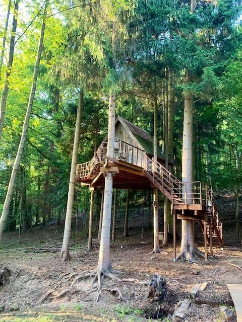 La cabane de Werjupin