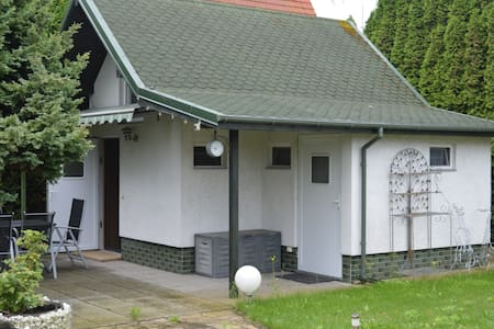 Holiday/guest house for 4 persons with garden