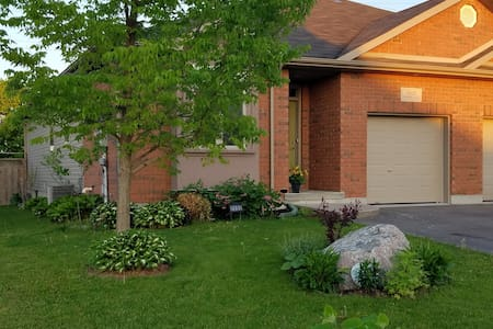 Fully Equipped Bungalow in quiet neighborhood.