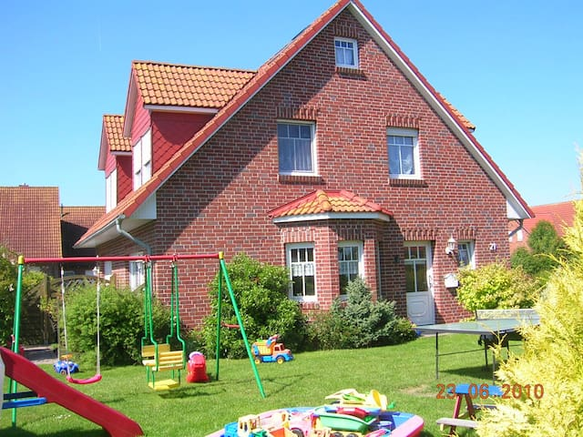 Erika's Ferienhaus an der Nordsee