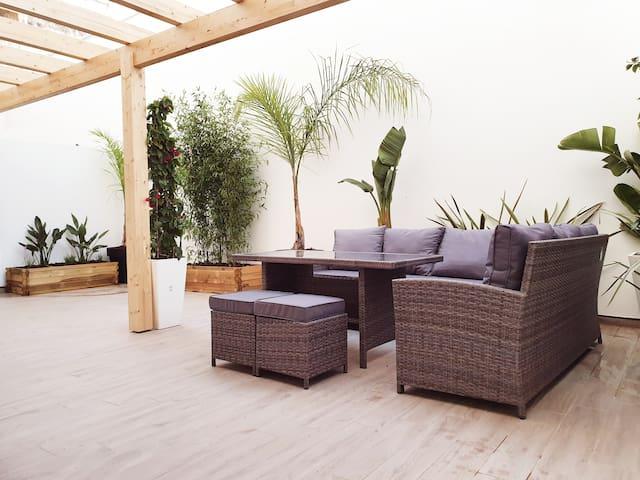 The Terrace House- Grémio