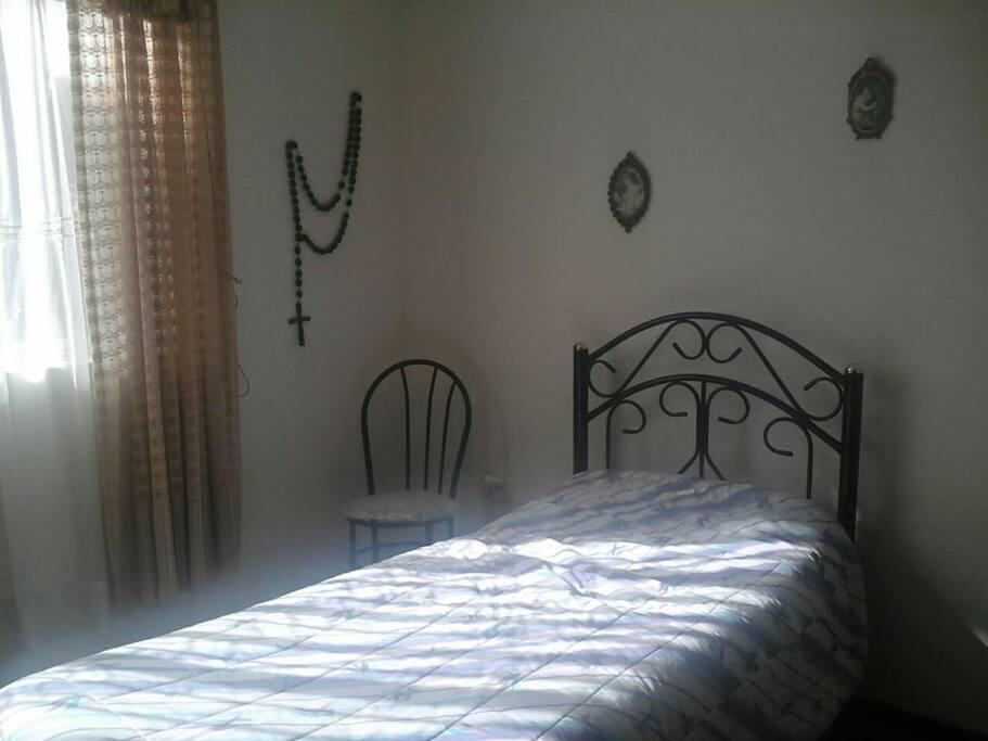 Habitación 1 cama individual