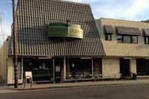 Olives Gourmet Grocer has fine cheese, sandwiches and wine and is just 4 blocks away on Broadway