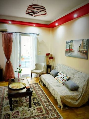Nefeli Center Apartment