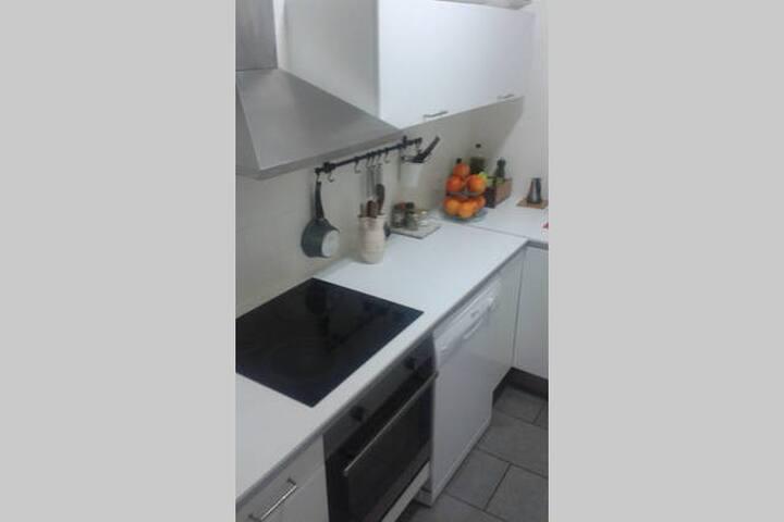 Cocina.Kitchen
