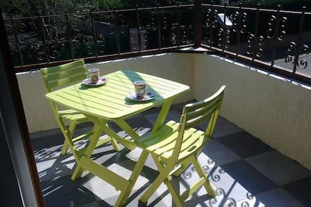 Chambre pour 2 personnes + terrasse - Portiragnes plage