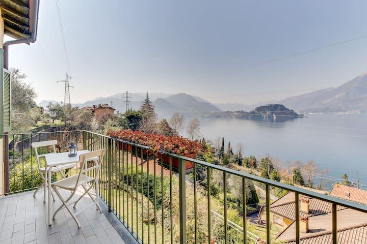 Lake Como at Varenna - Fiumelatte - Apartamento